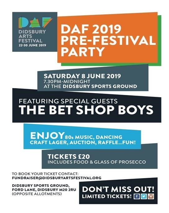 DAF-Fundraiser